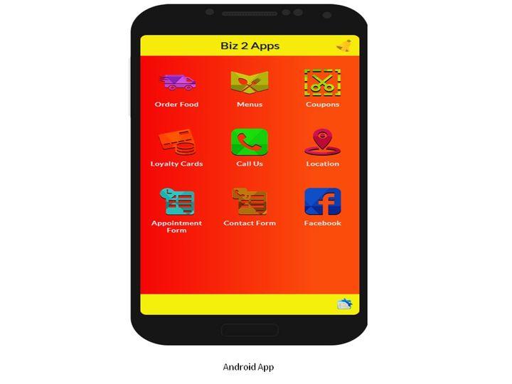 Скачать Biz 2 Apps на Андроид screen 1