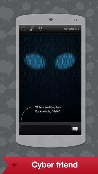 Скачать Chatbot: Robot на Андроид screen 1