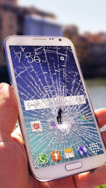 Скачать Broken Screen на Андроид — Полная версия screen 1
