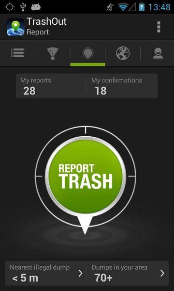 Скачать Trash Out на Андроид — Последняя версия screen 1