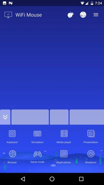 Скачать WiFi Mouse на Андроид — Полная версия screen 1