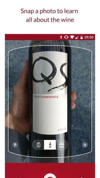 Скачать Vivino – сканер вина на Андроид screen 1