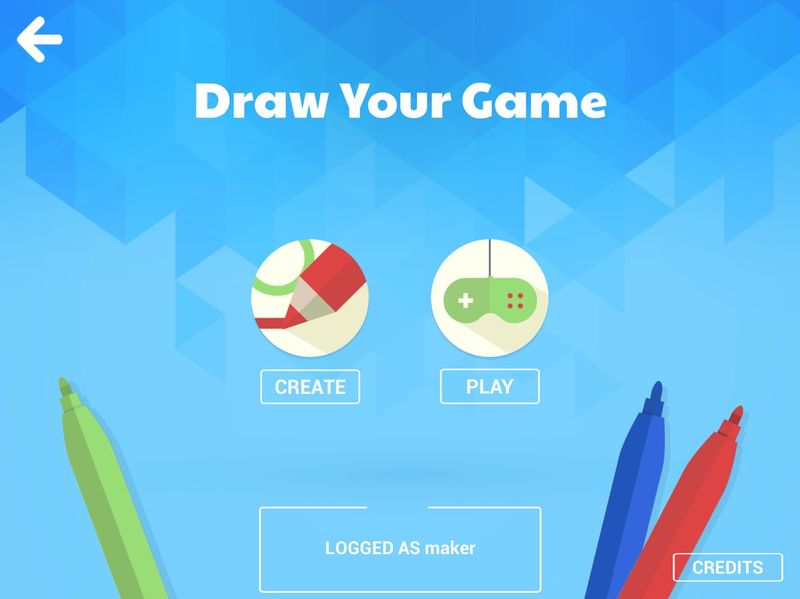 Скачать Draw Your Game на Андроид screen 1