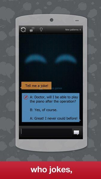 Скачать Chatbot: Robot на Андроид screen 2