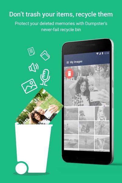 Скачать Dumpster на Андроид — Полная версия screen 2