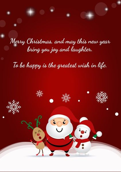 Скачать Christmas Greeting Cards на Андроид screen 2