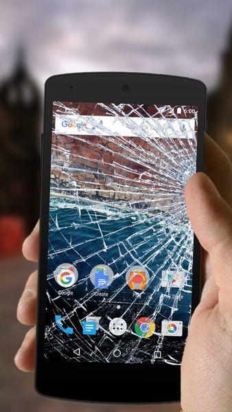 Скачать Broken Screen на Андроид — Полная версия screen 2