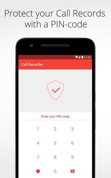 Скачать Автозапись звонков для меня на Андроид screen 2