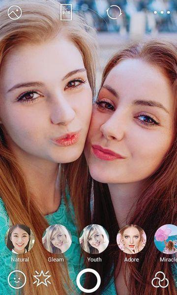 Скачать B612: Selfie from the heart на Андроид screen 2