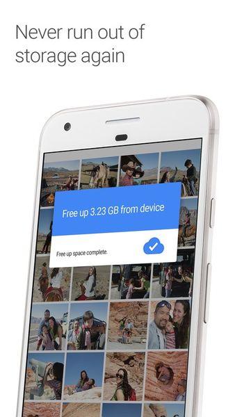 Скачать Google Photos на Андроид screen 3