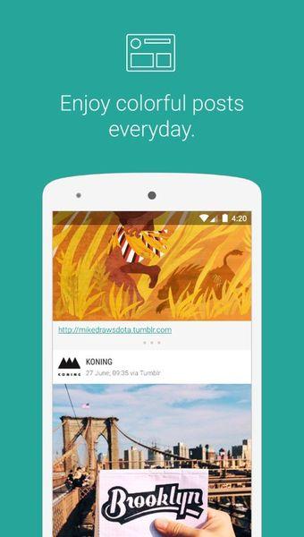Скачать Warm feed на Андроид screen 2