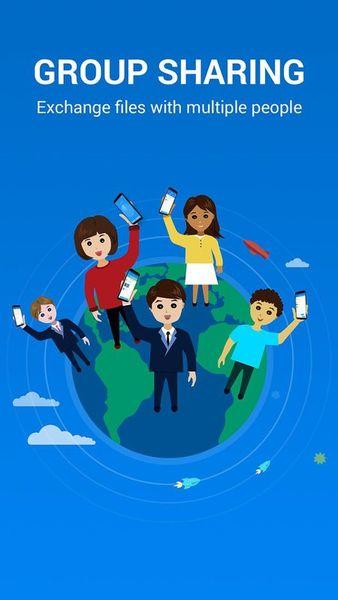 Скачать SHAREit на Андроид — Оптимизированная версия screen 3
