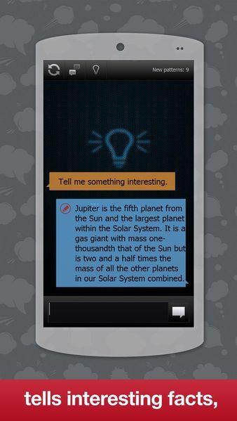 Скачать Chatbot: Robot на Андроид screen 3