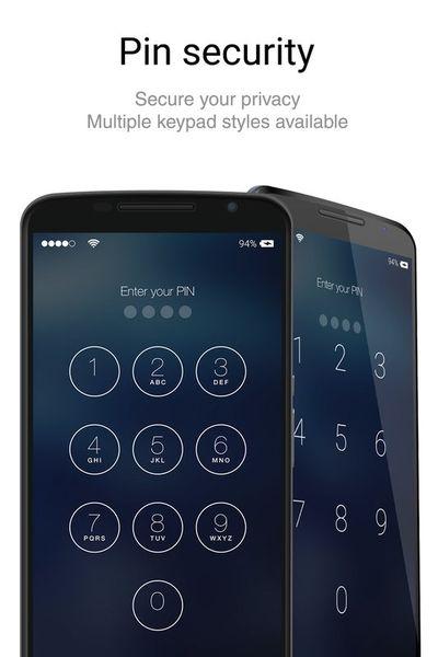 Скачать Lock Screen Iphone style на Андроид screen 3