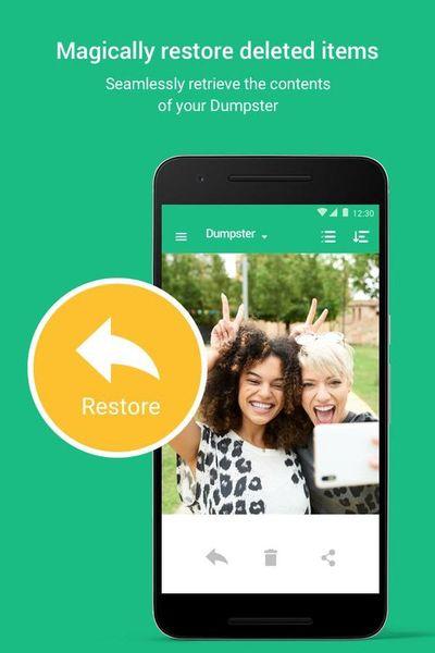 Скачать Dumpster на Андроид — Полная версия screen 3
