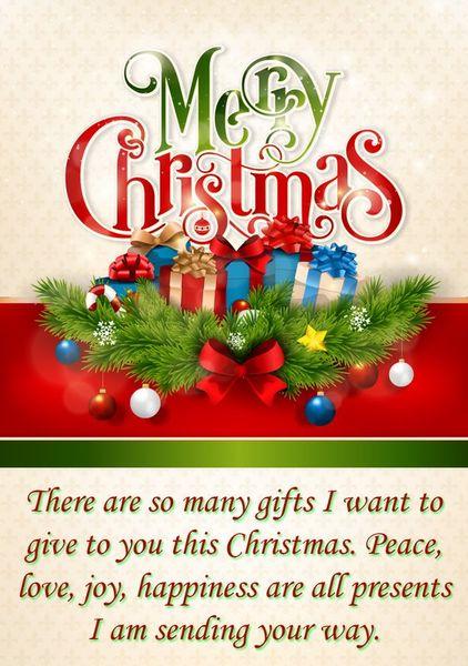 Скачать Christmas Greeting Cards на Андроид screen 3