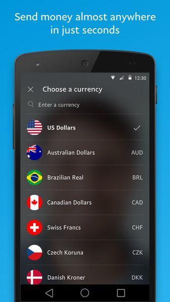 Скачать PayPal на Андроид — Оптимизированная версия screen 3