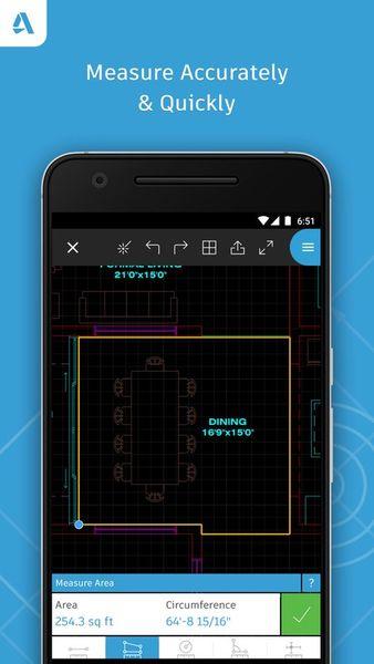 Скачать AutoCad 360 на Андроид — Оптимизированная версия screen 3