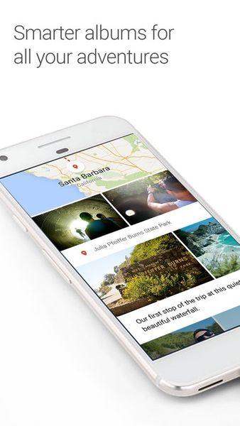 Скачать Google Photos на Андроид screen 4