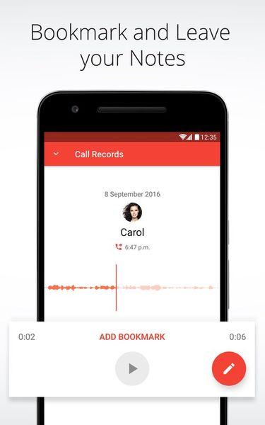 Скачать Автозапись звонков для меня на Андроид screen 3