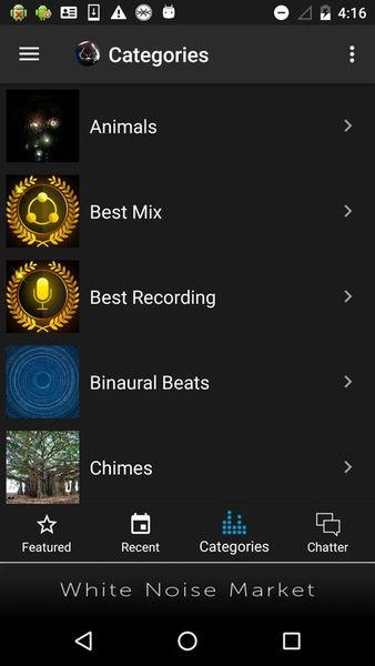 Скачать White Noise на Андроид — Русская версия screen 4