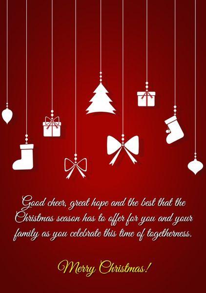 Скачать Christmas Greeting Cards на Андроид screen 4