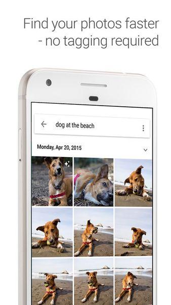 Скачать Google Photos на Андроид screen 5