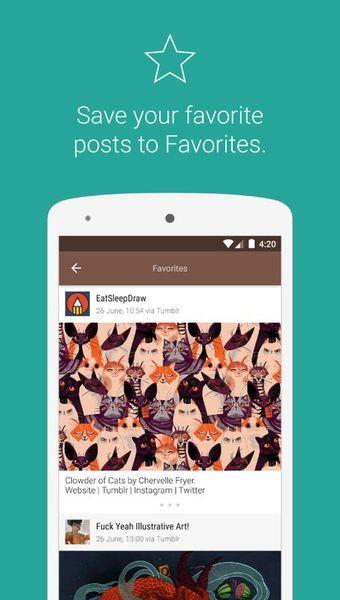 Скачать Warm feed на Андроид screen 4