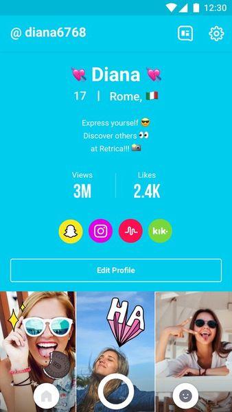 Скачать Retrica на Андроид — Полная версия screen 5