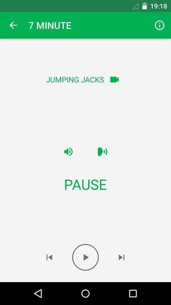 Скачать 7 минут Упражнение на Андроид — Полная версия screen 1
