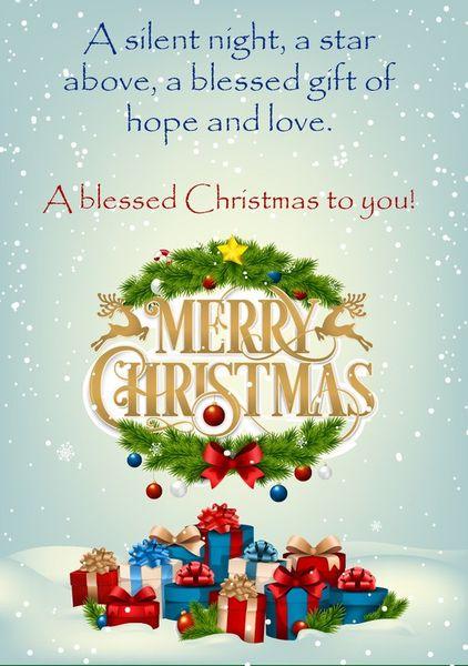 Скачать Christmas Greeting Cards на Андроид screen 5