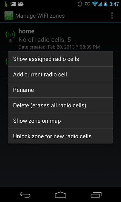 Скачать Wifi Jumper на Андроид screen 3