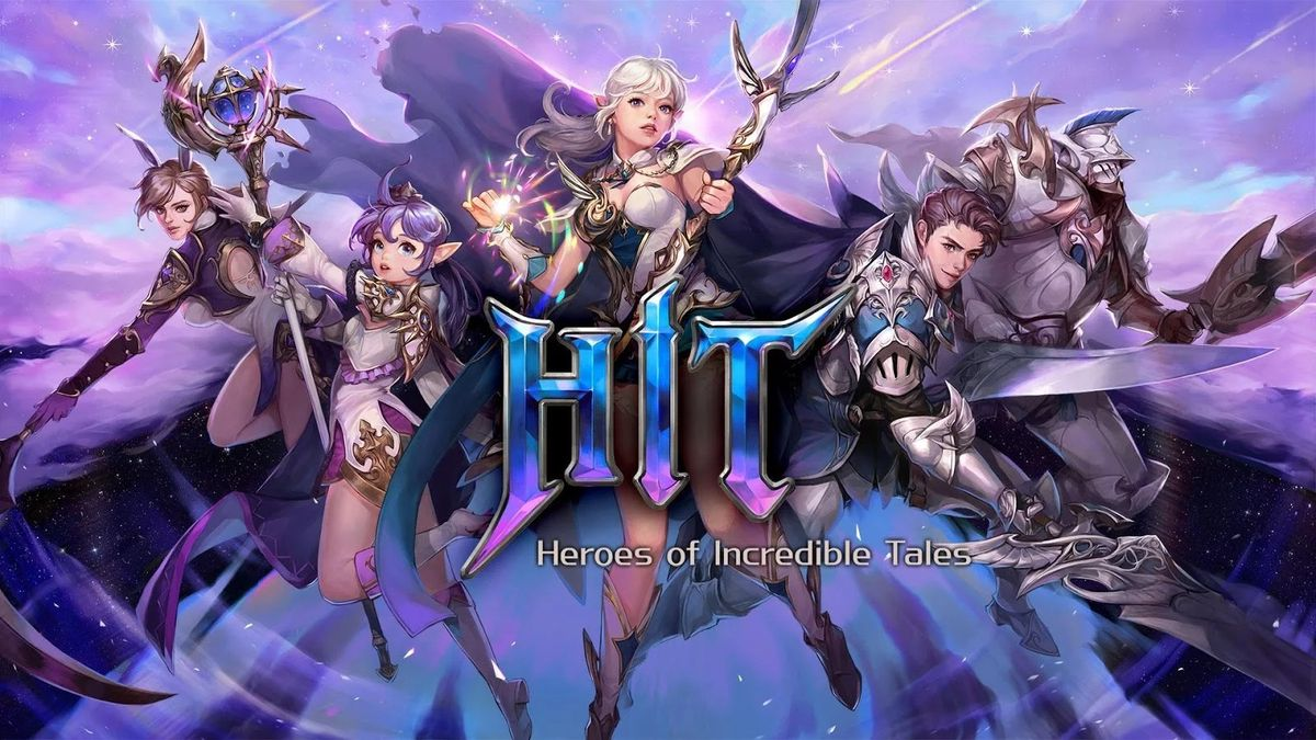 Скачать HIT (Heroes of Incredible Tales) на Андроид screen 1