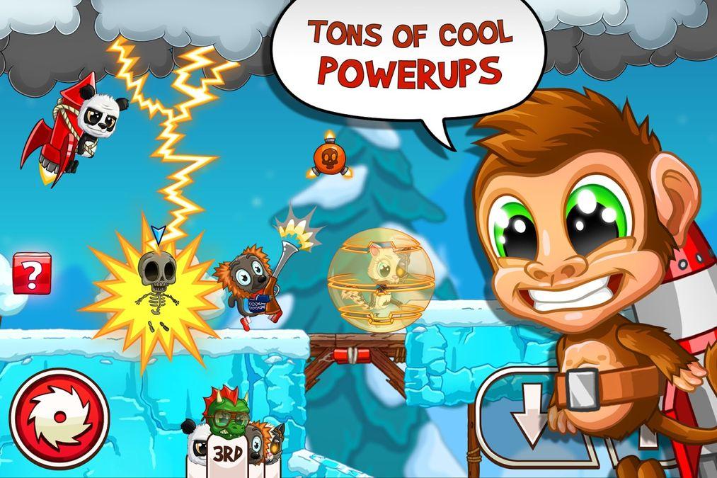 Скачать Fun Run 3: Arena — Multiplayer Running Game на Андроид screen 2
