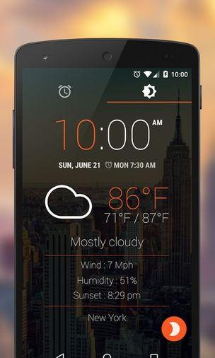 Скачать WakeVoice: Vocal Alarm Clock на Андроид — Русская версия screen 2