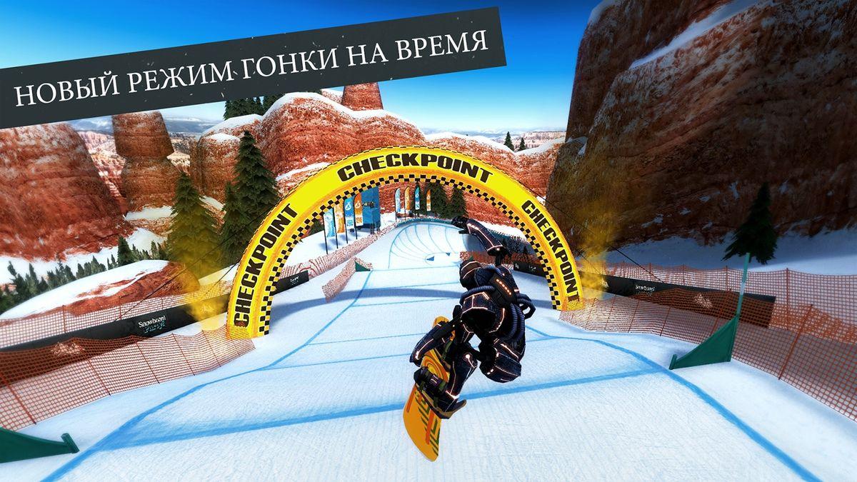 Скачать Snowboard Party 2 на Андроид — Мод все открыто screen 4