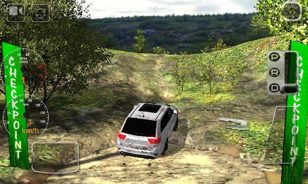 Скачать 4×4 Off-Road Rally 6 на Андроид screen 4