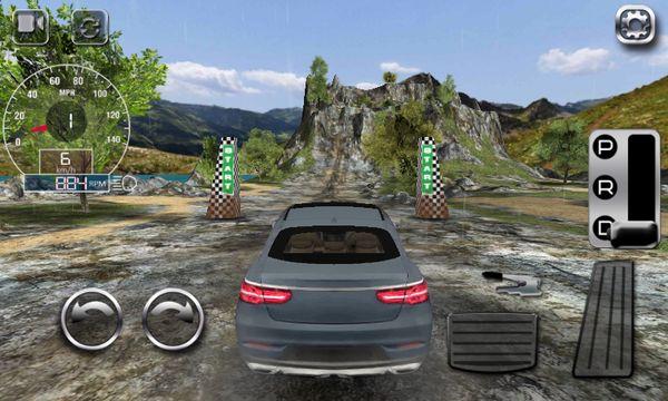 Скачать 4×4 Off-Road Rally 7 на Андроид — Мод много денег screen 1