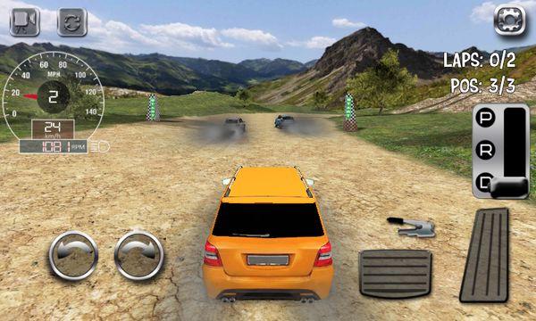 Скачать 4×4 Off-Road Rally 7 на Андроид — Мод много денег screen 3