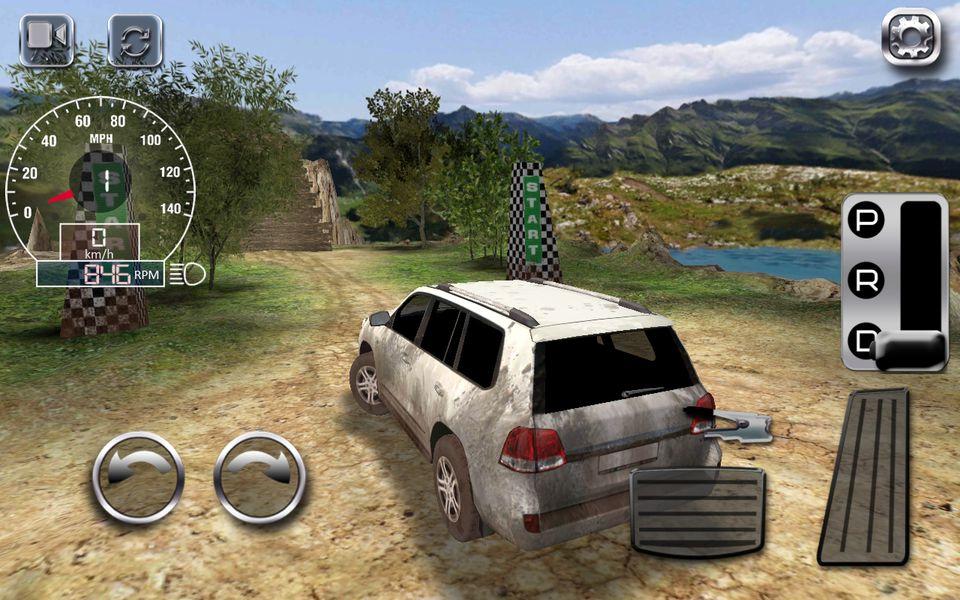 Скачать 4×4 Off-Road Rally 7 на Андроид — Мод много денег screen 4