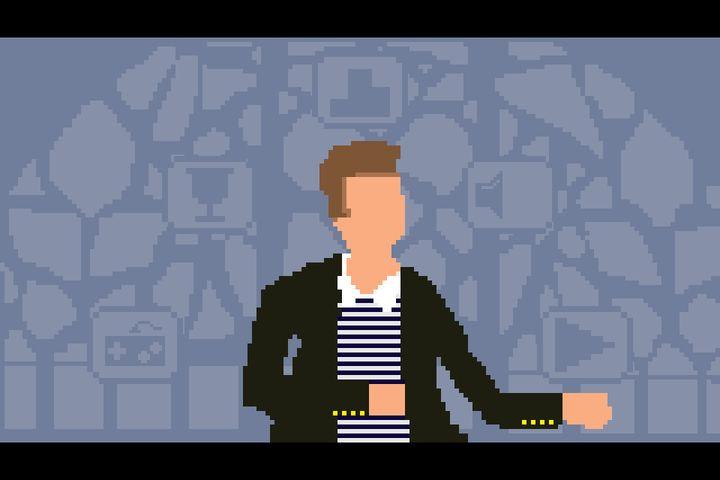 Скачать Adventures of Rick Astley на Андроид screen 3