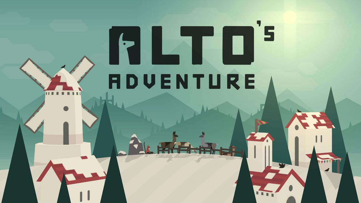 Скачать Alto's Adventure на Андроид — Мод много денег screen 1