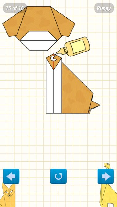 Скачать Animated Origami Instructions на Андроид — Последняя версия screen 4