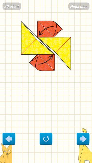 Скачать Animated Origami Instructions на Андроид — Последняя версия screen 1