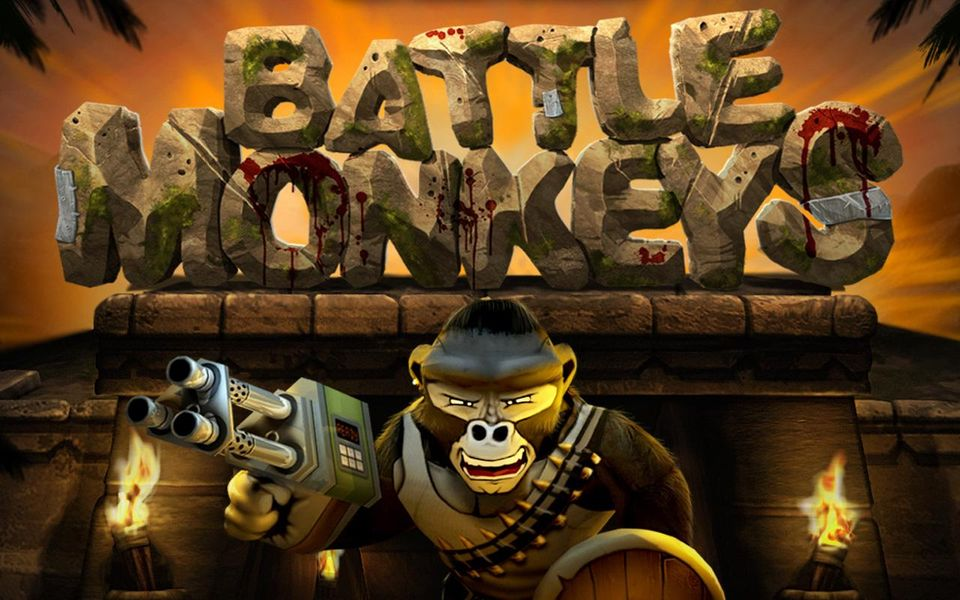 Скачать Battle Monkeys Multiplayer на Андроид — Полная версия screen 4