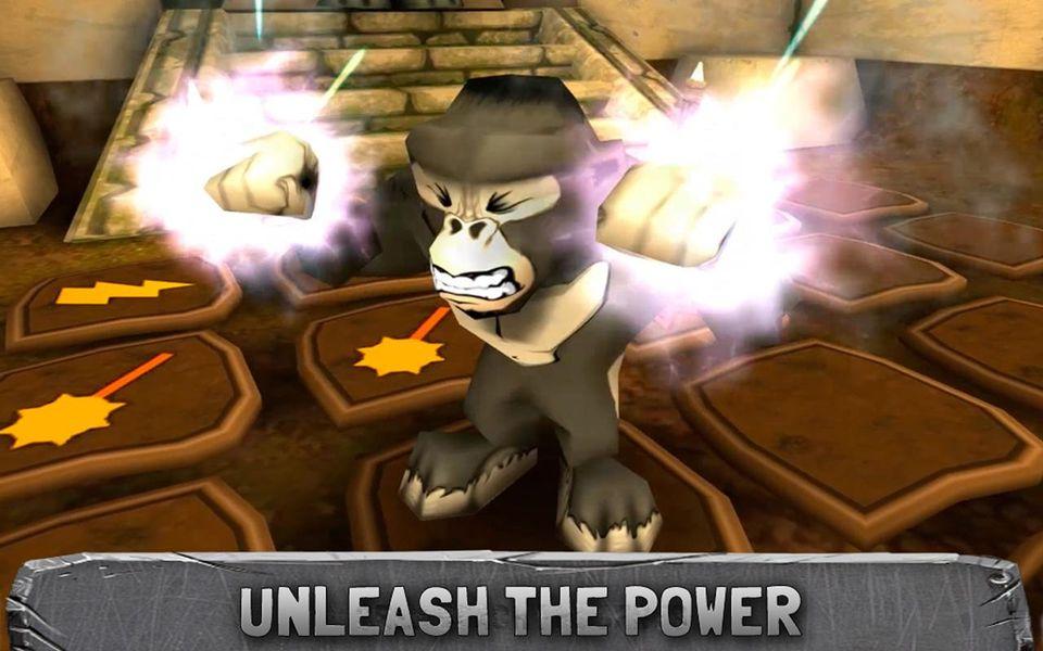Скачать Battle Monkeys Multiplayer на Андроид — Полная версия screen 1