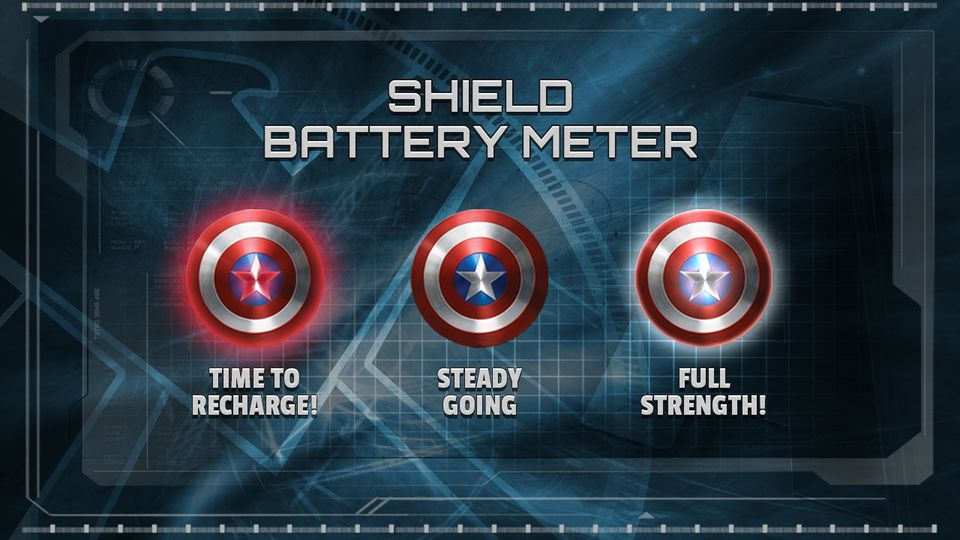 Скачать Captain America: TWS Live WP на Андроид screen 2