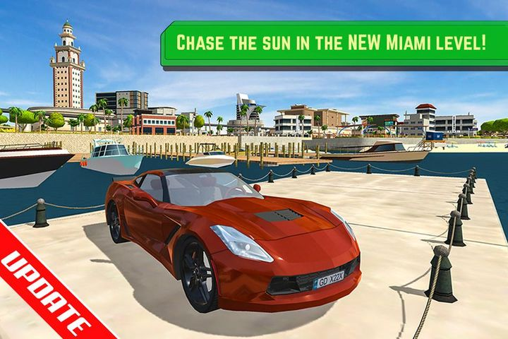 Скачать Car Driving School Simulator на Андроид screen 3
