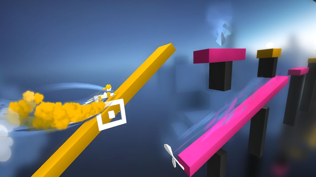 Скачать Chameleon Run на Андроид — Полная версия screen 1