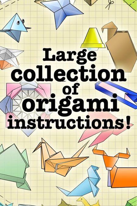 Скачать Cхемы Оригами на Андроид screen 3